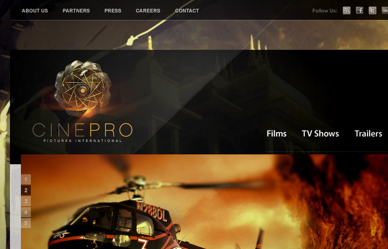 cinepro pictures movie studio
