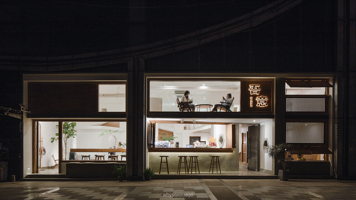 architecture Architecture Photography cafe design Interior liuzhou Photography  interior design