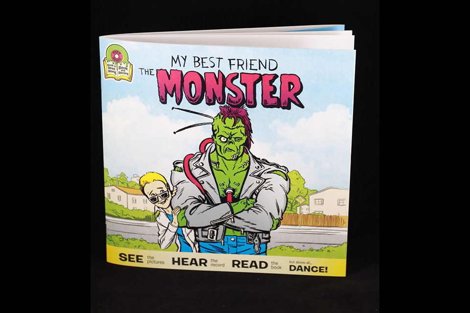 monster vinyl