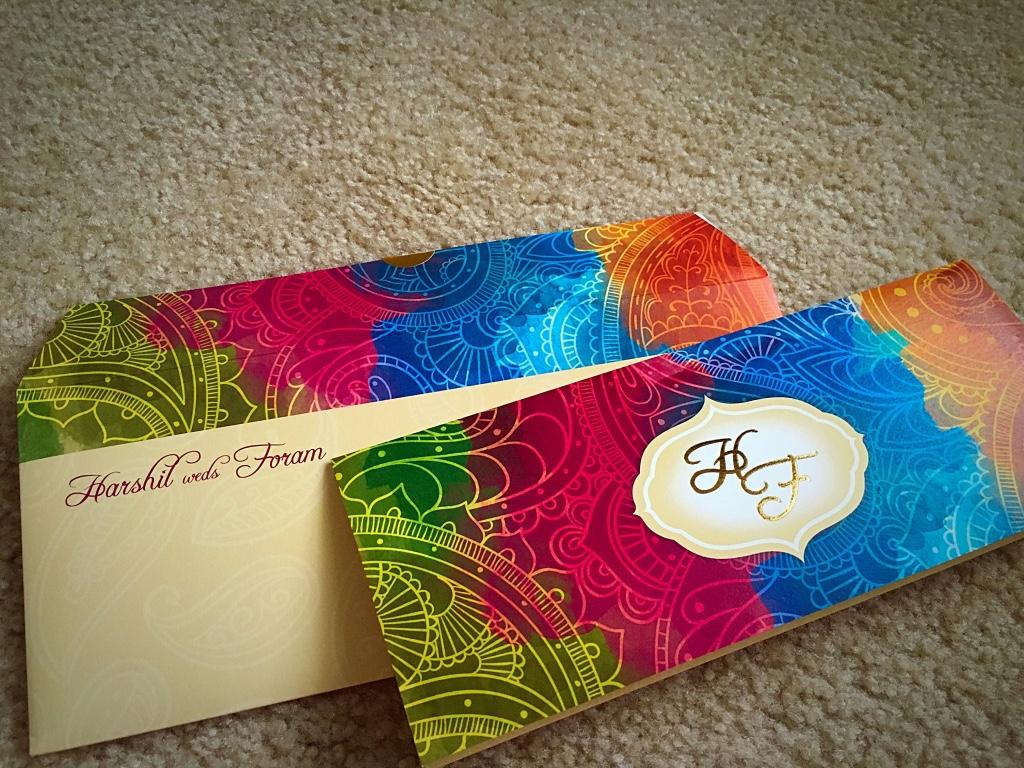Wedding Invitation Design on Behance