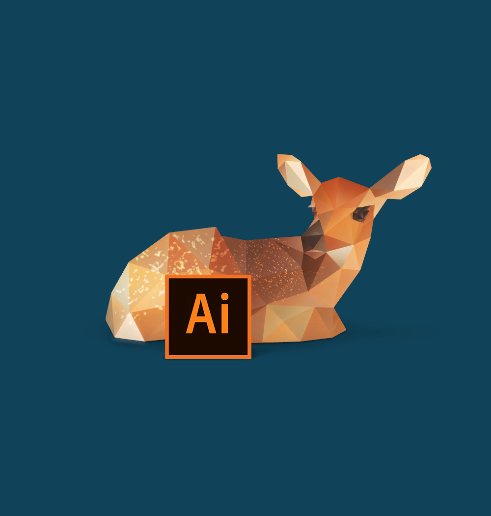 adobe,Low Poly,animals,low polygon,ILLUSTRATION ,inspire,Ocean,Illustrator,vector,adobeawards