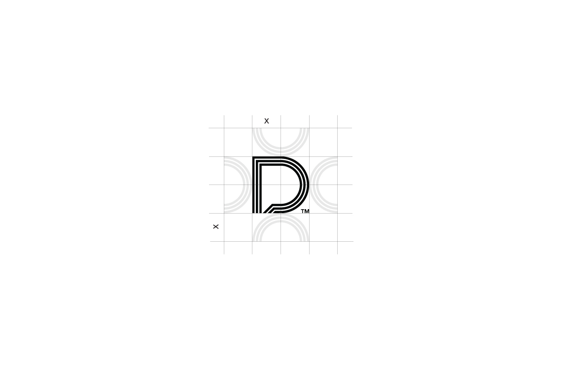 visual identity monogram wordmark print