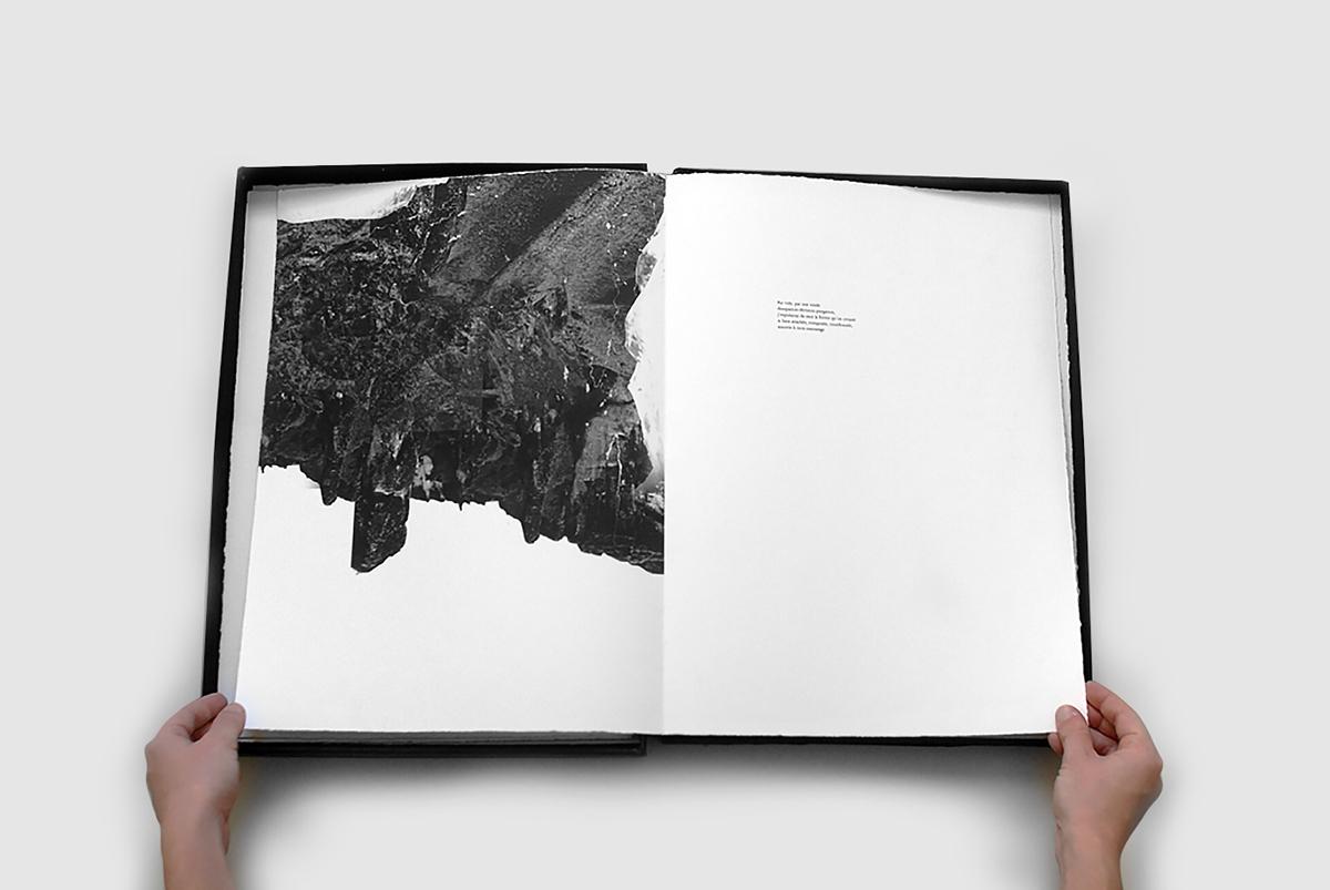 edition experimental publication binding silkscreen swift