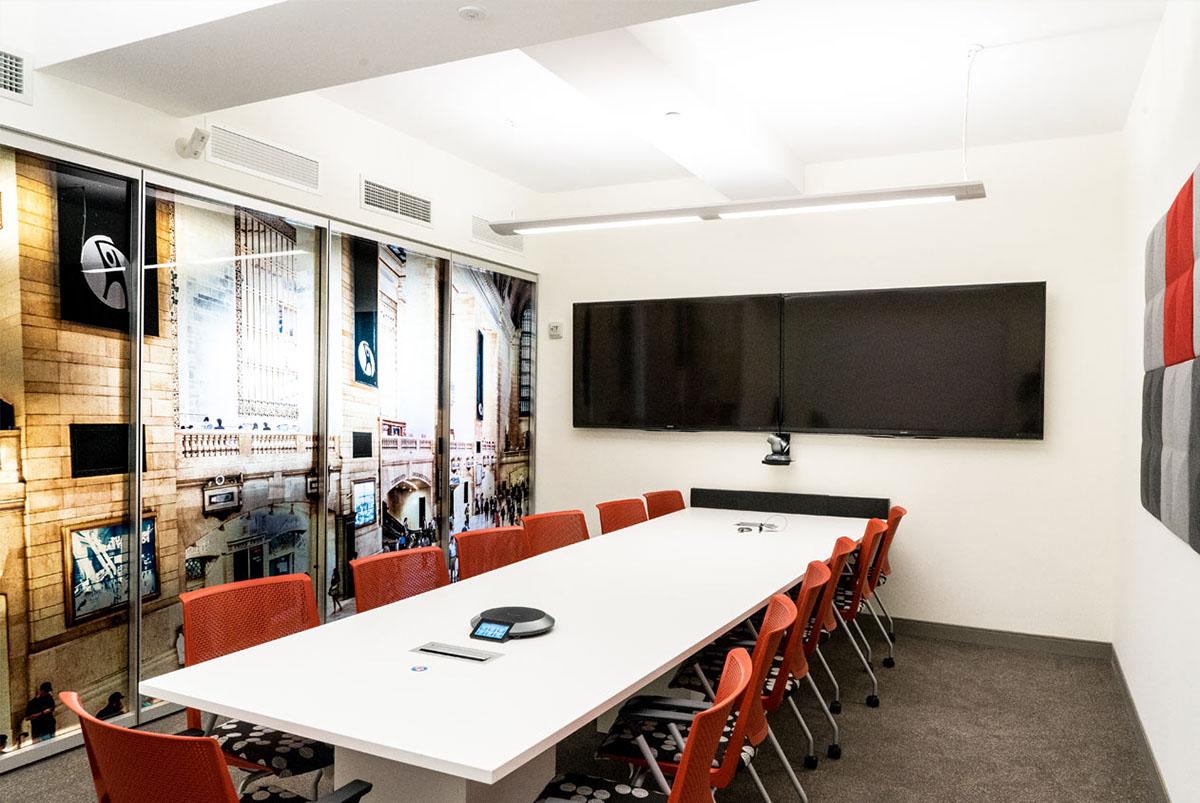 Rackspace Office Design: New York On Behance
