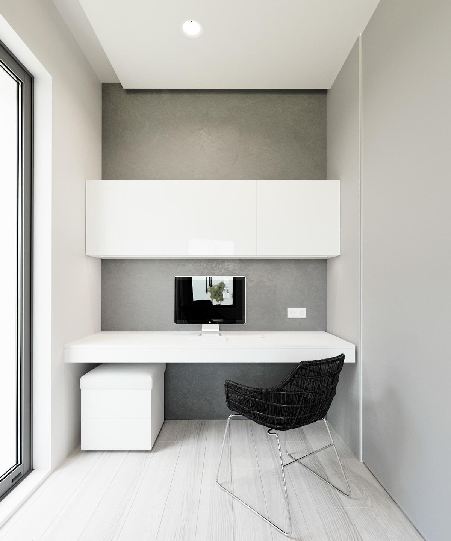 irmas house kiev ukraine on behance. Black Bedroom Furniture Sets. Home Design Ideas