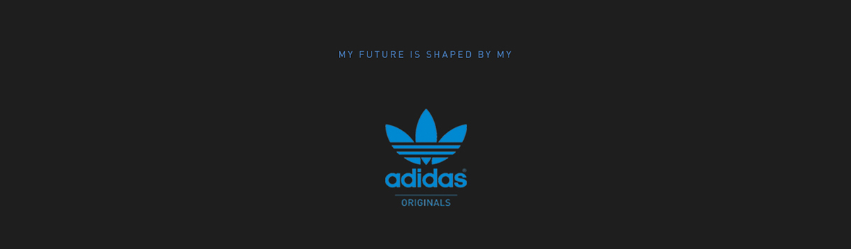 Your future is not mine \ Adidas Originals SS16 on Behance