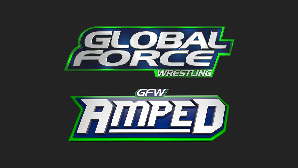 Global Force Wrestling on Behance