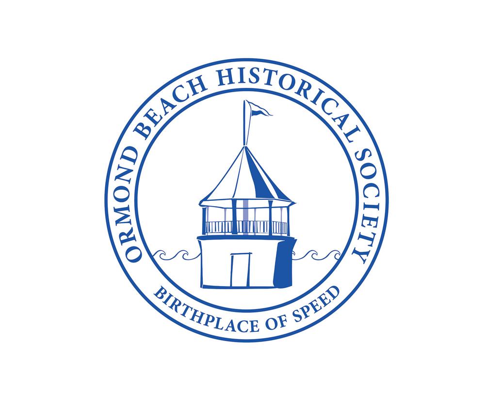 Ormond Beach Historical Society Logo Re Brand On Behance