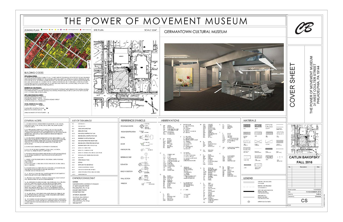 Design Vii The Power Of Movement Construction Document On Philau