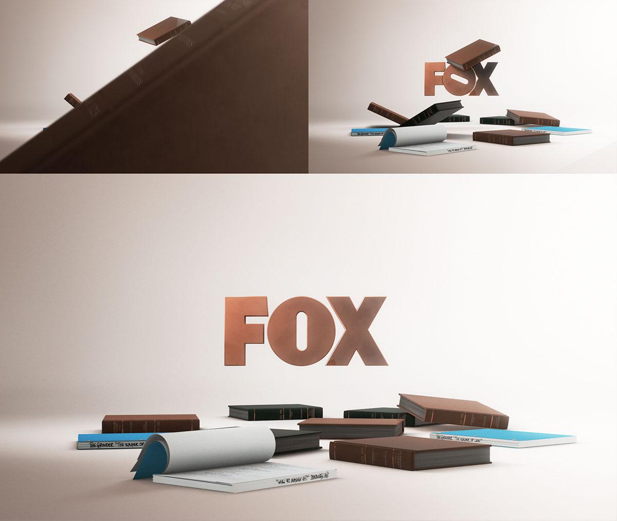 Adobe Portfolio FOX the grinder motion design styleframes