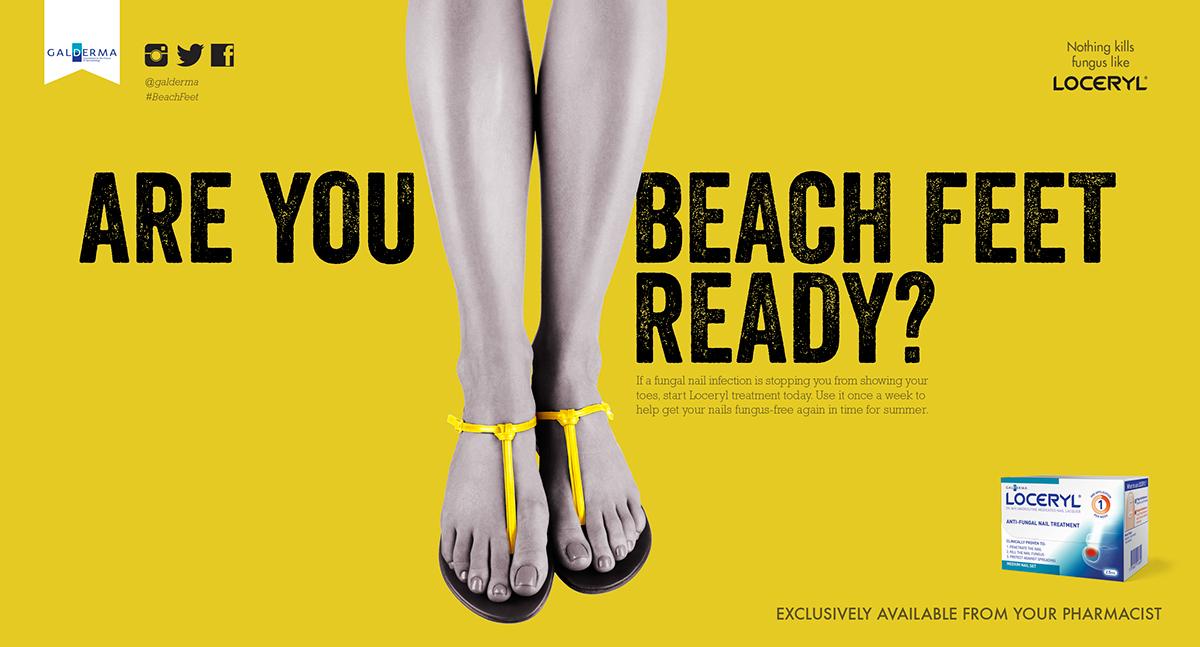 beach body feet nails fungal nail women bikini my protein loceryl  body shame beach beach feet