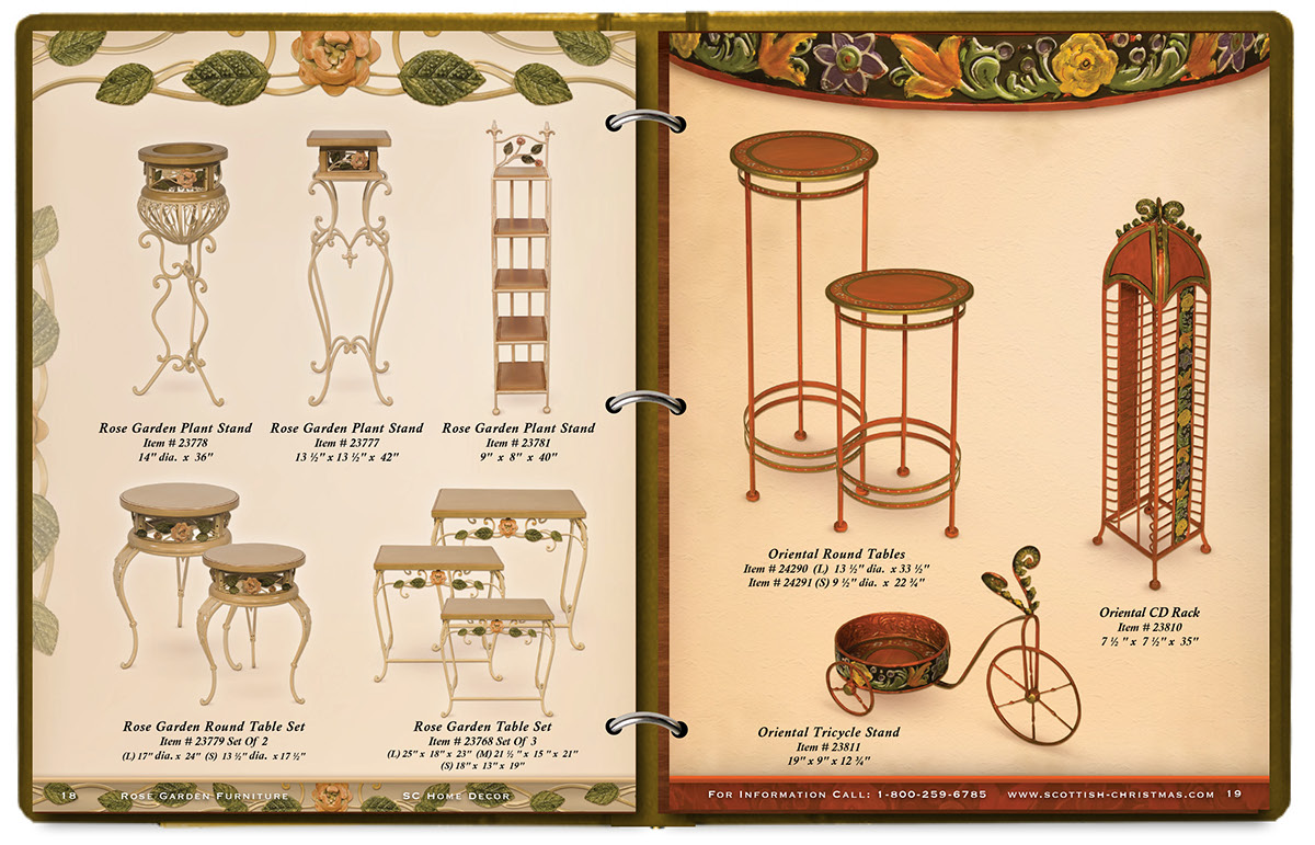 Wholesale Home Decor Catalog