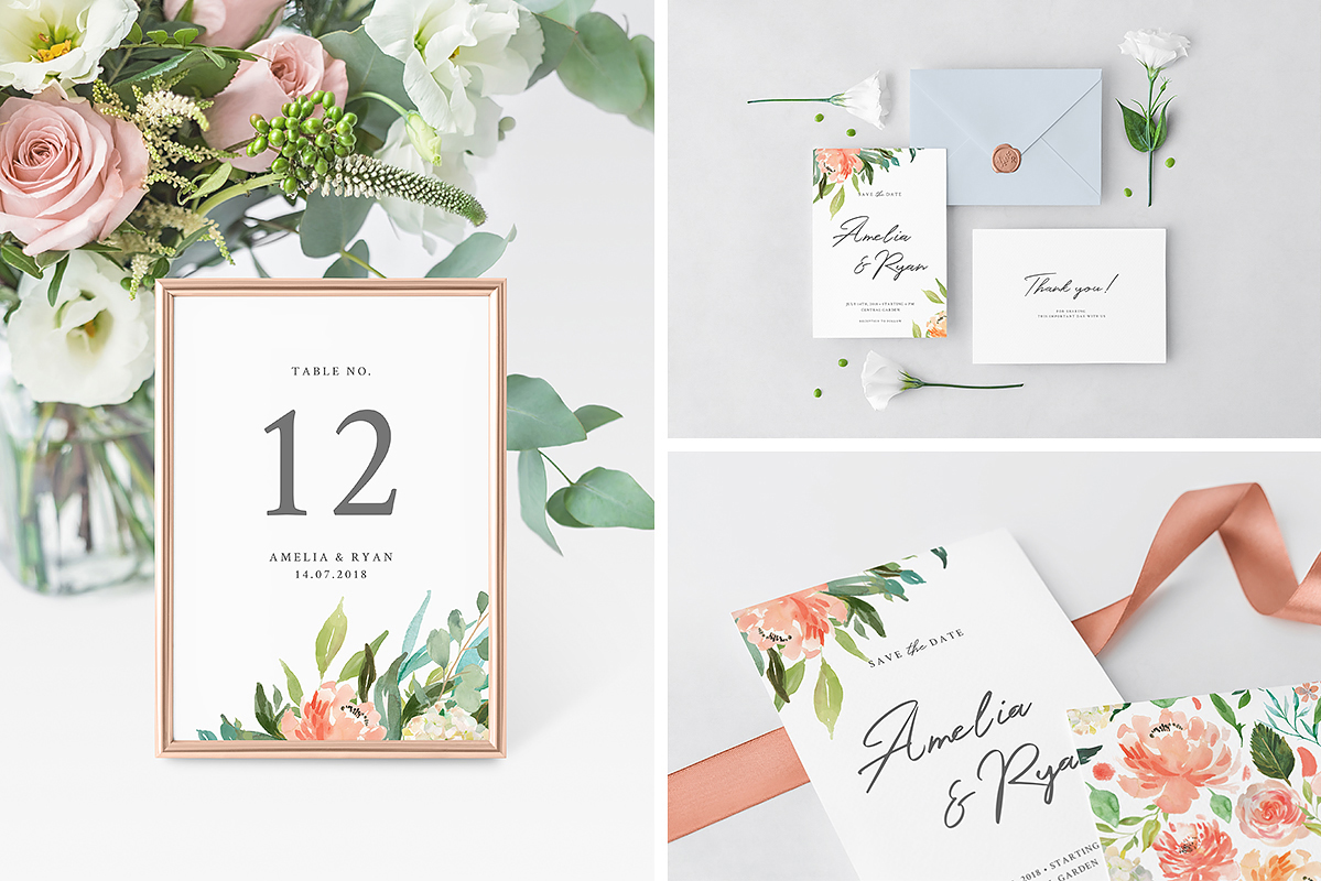 Free invitation card envelope on behance in wedding day mockups bundle youll find that you need invitation cards menu stopboris Image collections
