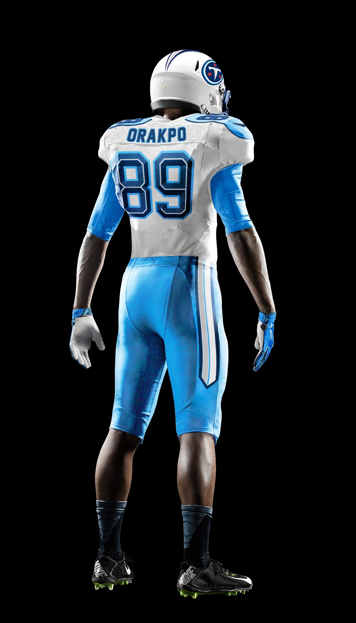 Nfl football uniform