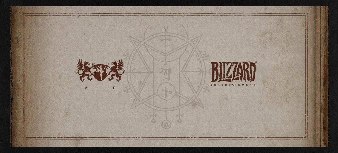 diablo,symbols,fernando forero,book,Bestiary,Blizzard,Occultism,art