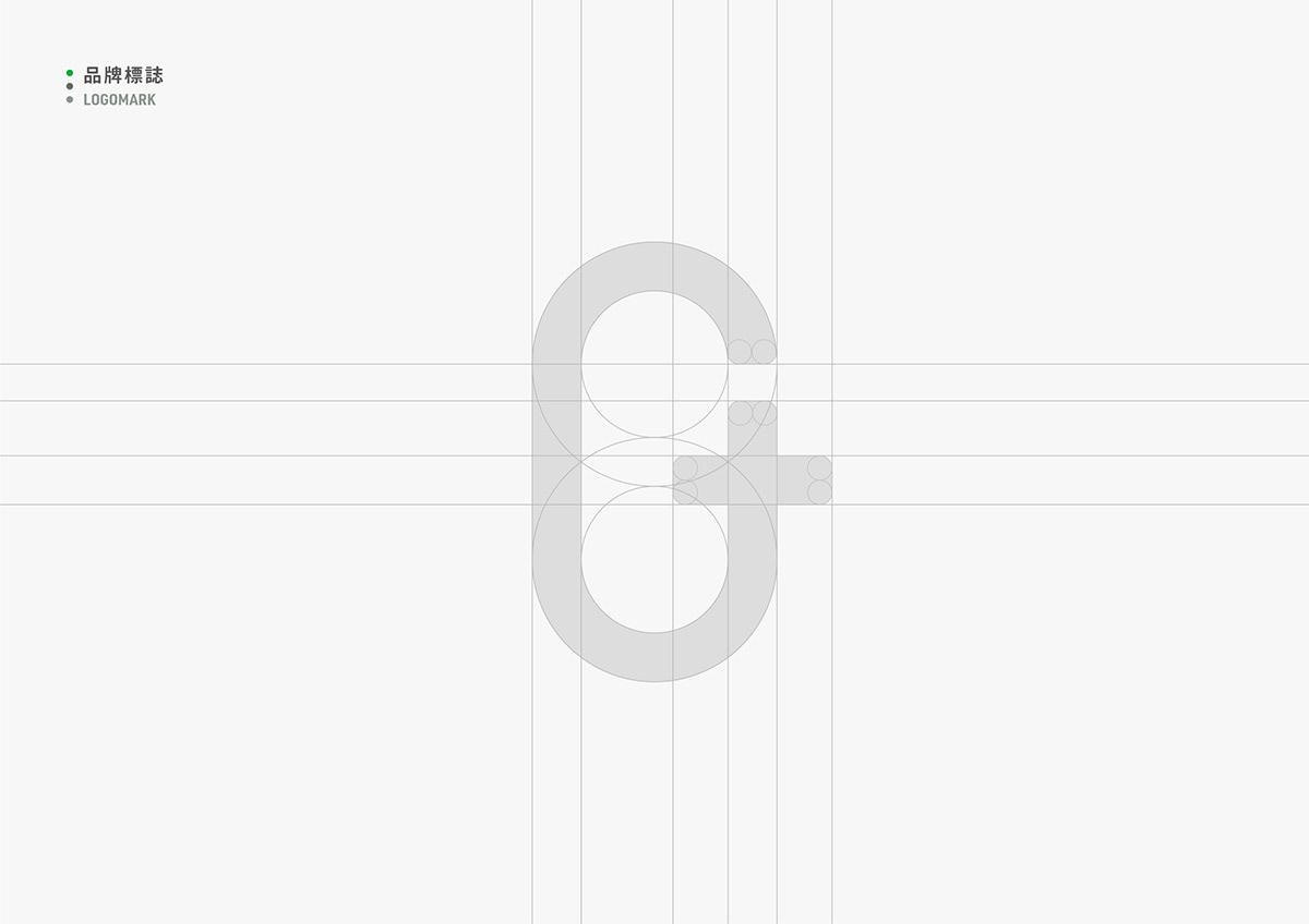 品牌設計 視覺識別 public Park brand VI CIS logo environment