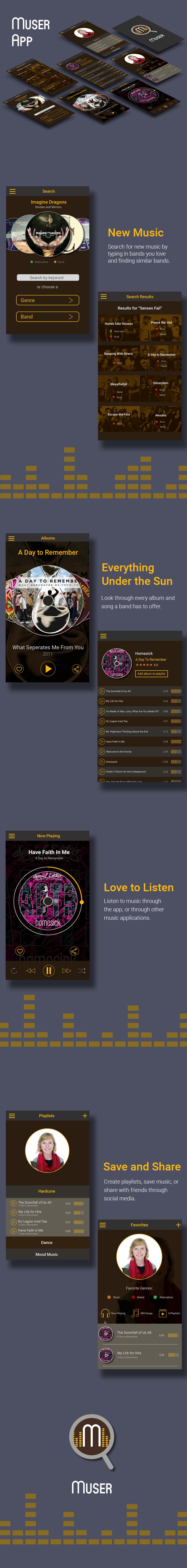 app music app