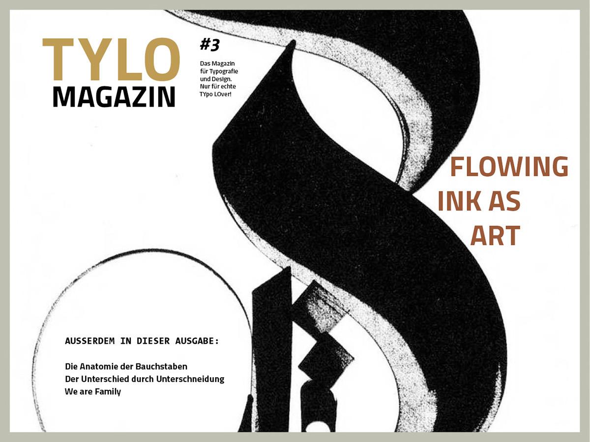TYLO | e-Magazine on Behance