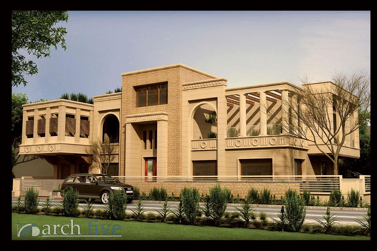 f s residence on behance