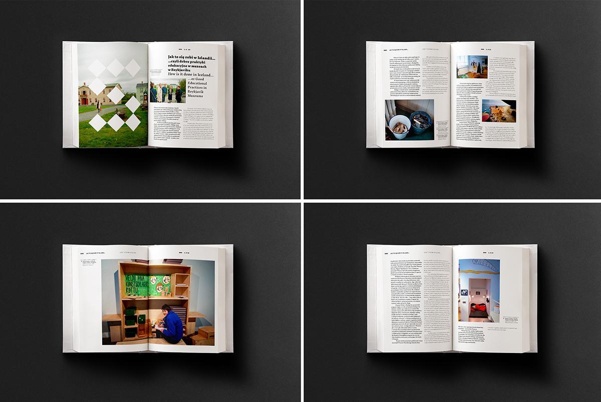 book design graphic editorial