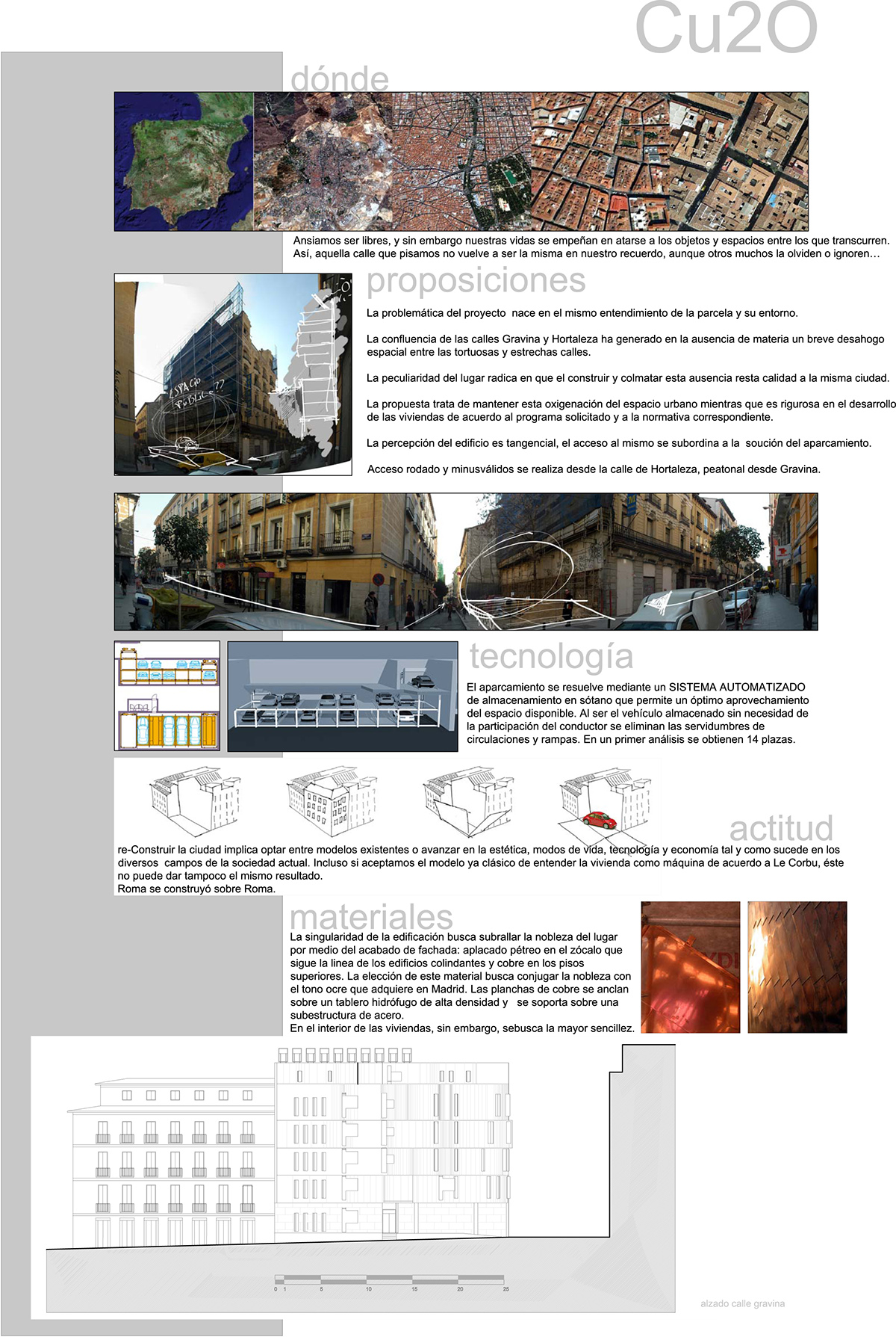 Tender concept project project managment housing DCV i-arquitectura