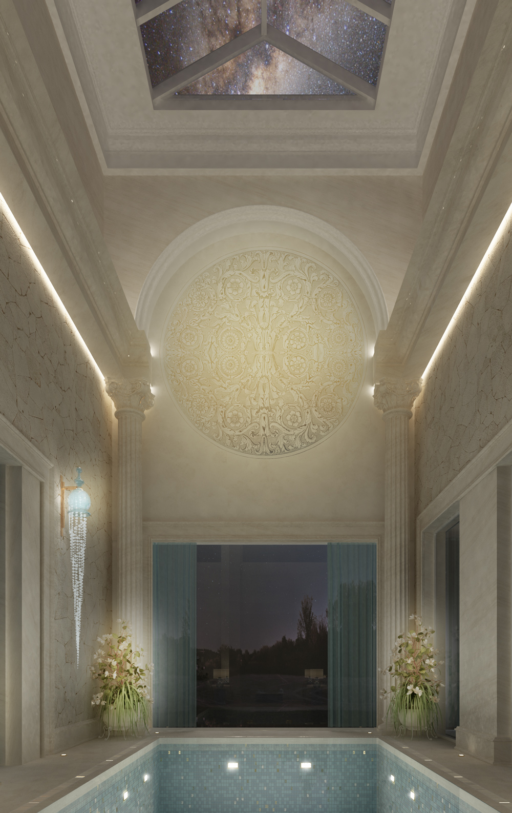 Ions Interior Design Dubai luxury interior design dubai, united arab emirates on behance