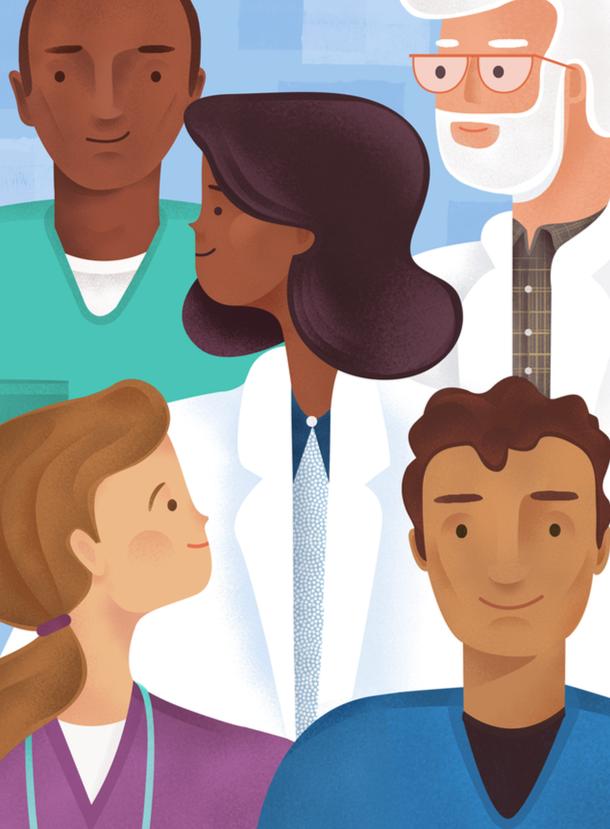 National Health Career Alliance: Access Magazine on Behance