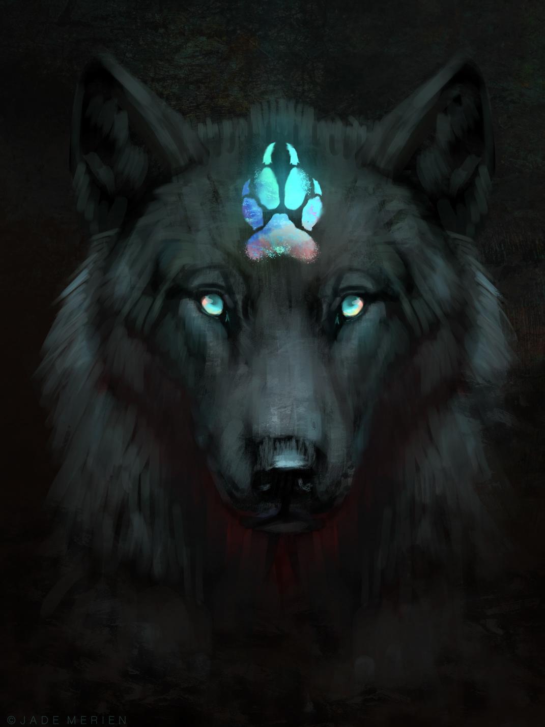 Wolf Link Wallpaper