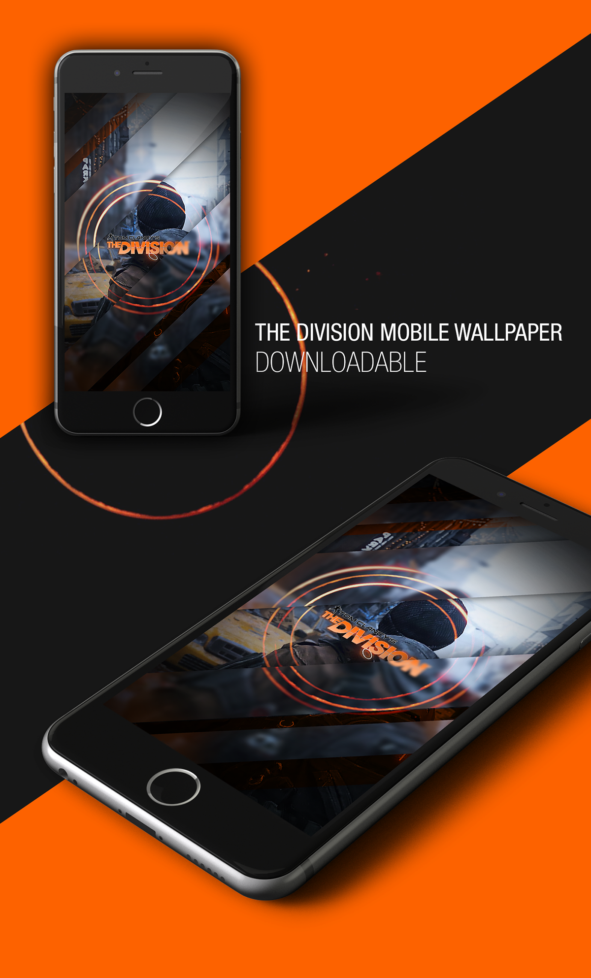 The Division Mobile Wallpaper On Behance