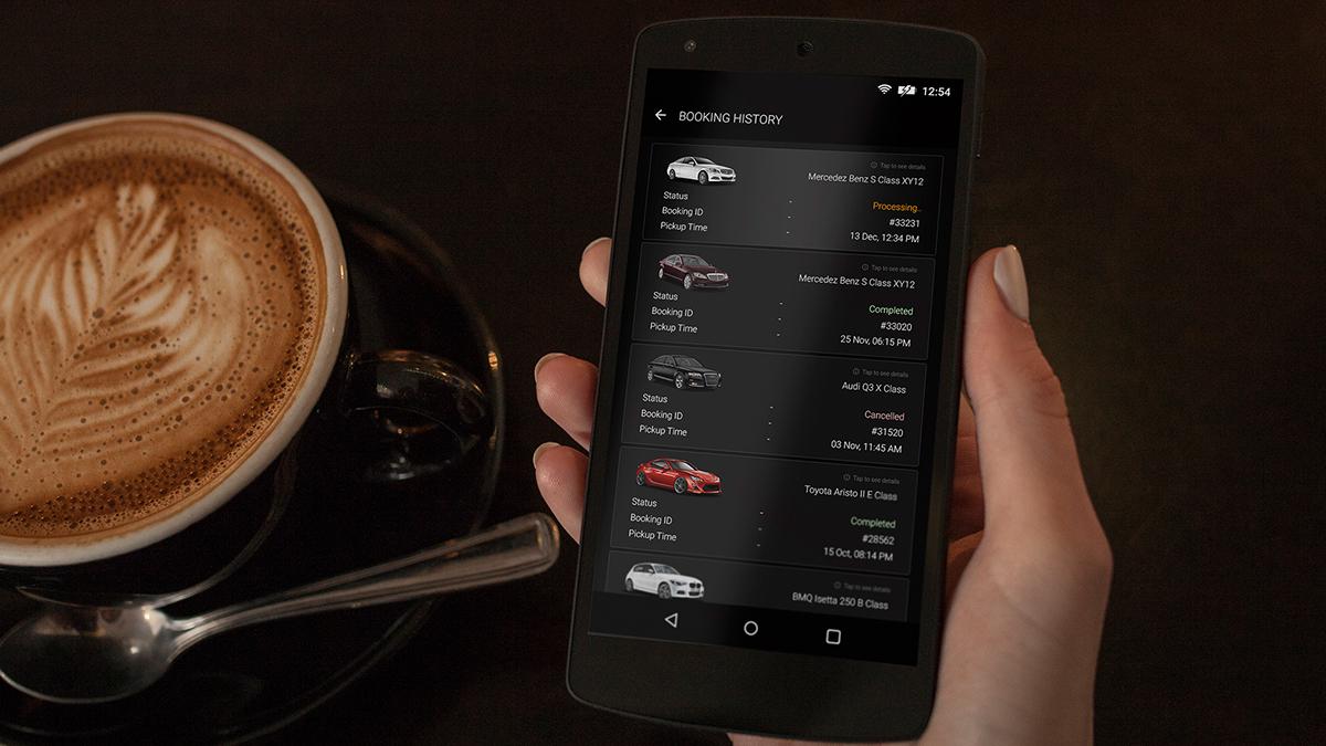 android app design iOS app design