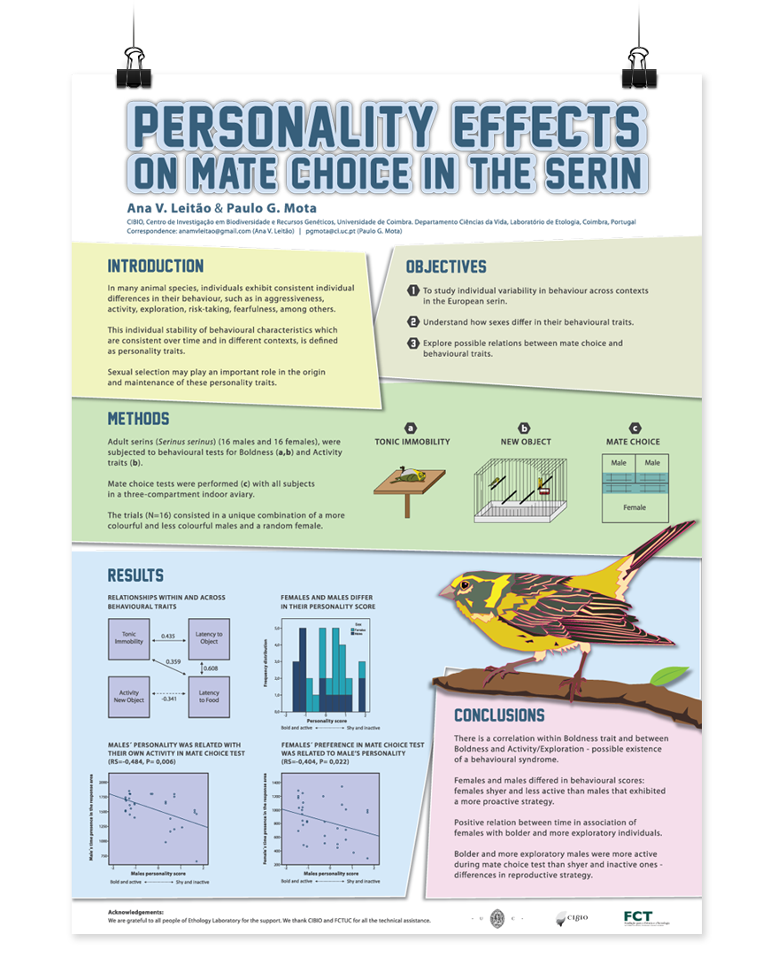 poster scientific research posters academic powerpoint presentation behance science template layout conference templates sample banner cool inspiration project graphic cientificos