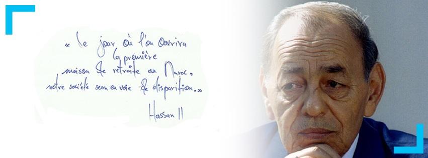Citations De Feu Hassan Ii On Behance