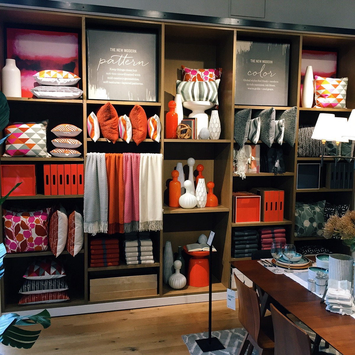 Furniture Retail Stores: Visual Merchandising For West Elm On Behance