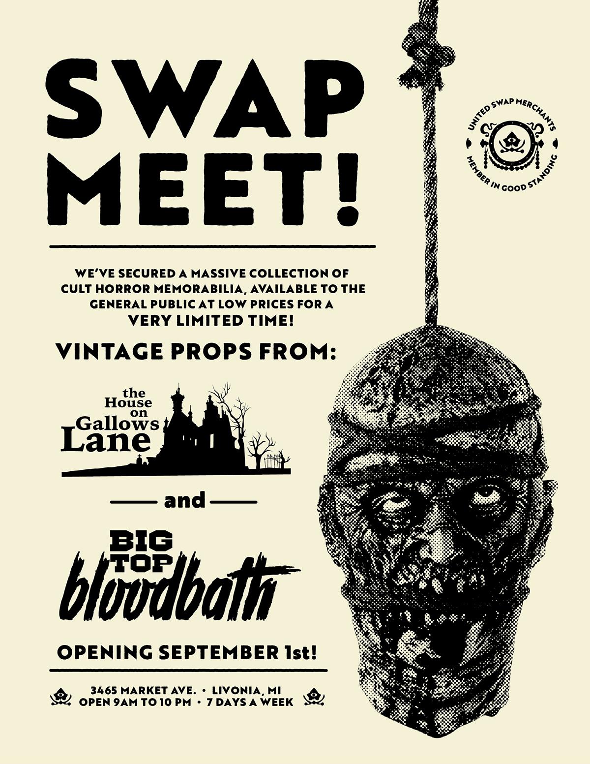 Swap Meet Flyer