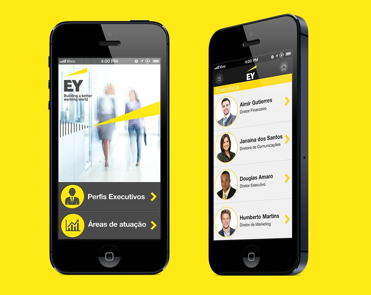aplicativo app ios Celular