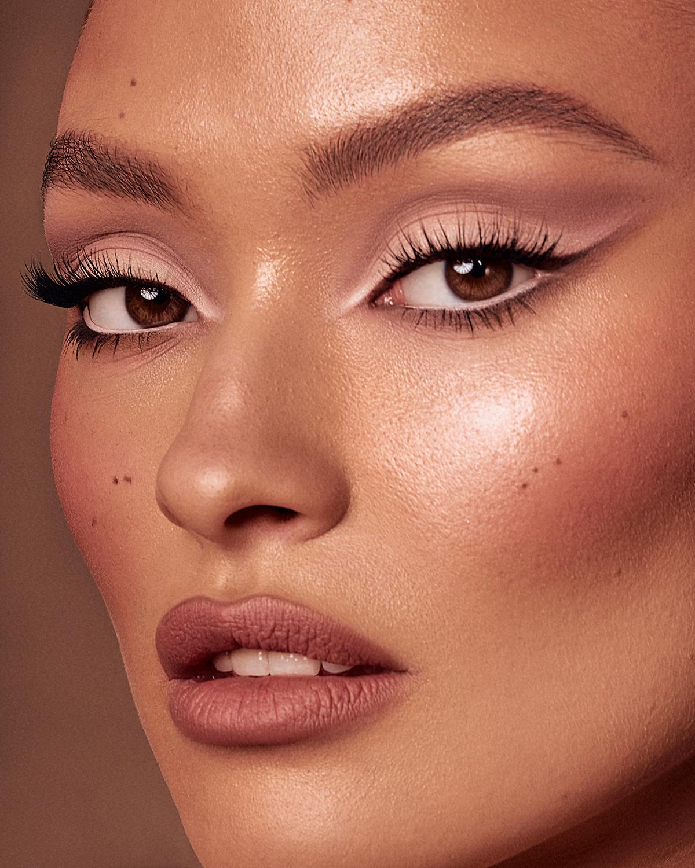 90's beauty beauty photography eyeliner glamour makeup skin studio