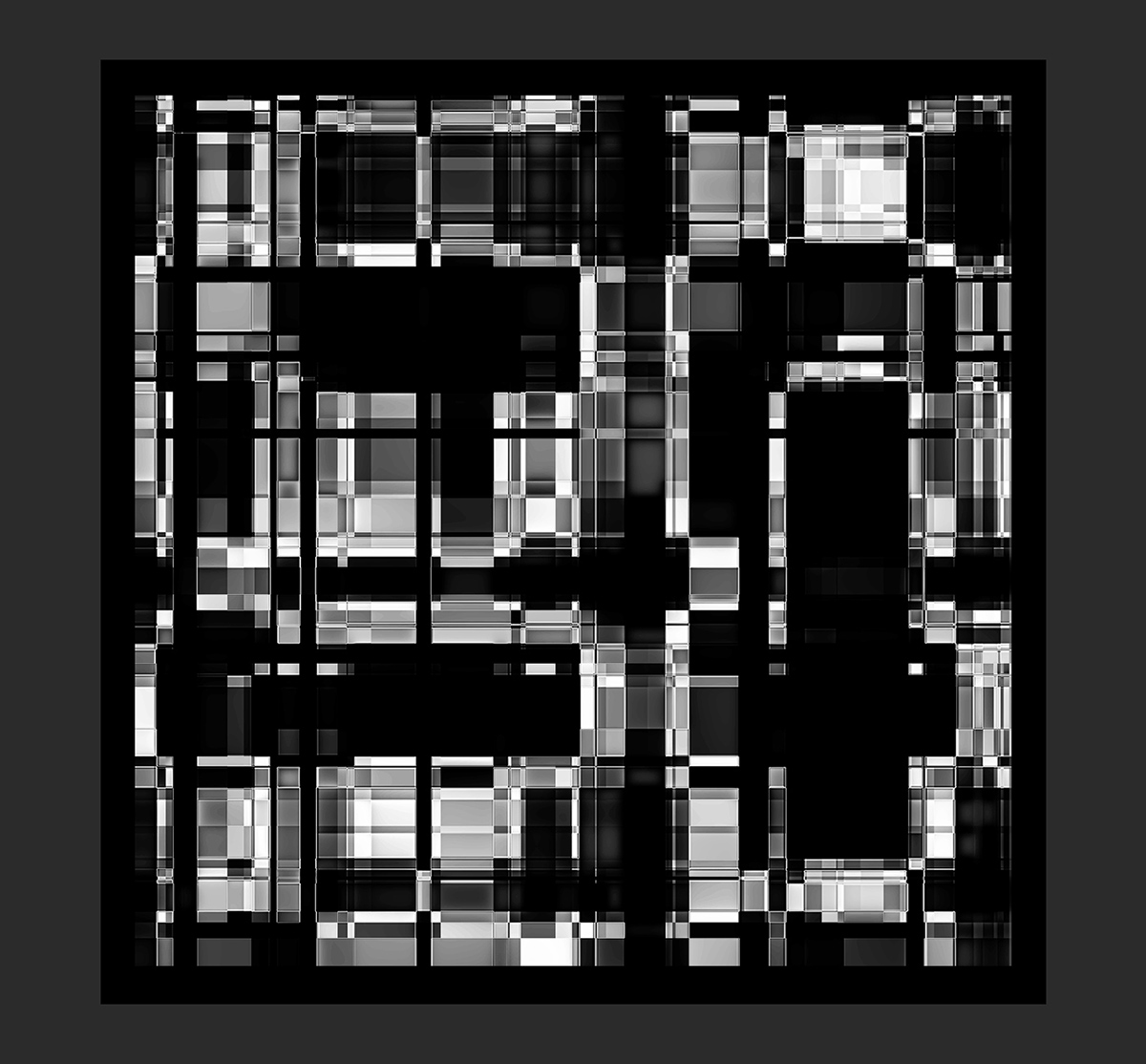abstract geometric distortion filters