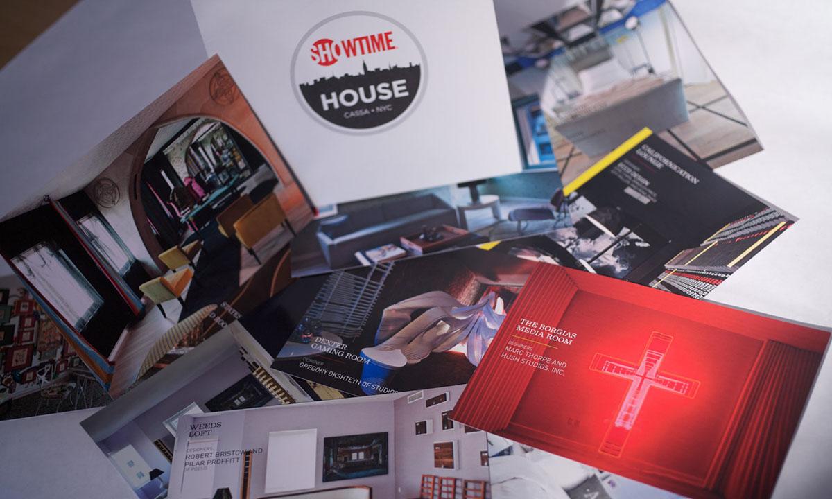Mpire,Shotime,Shohouse,borgias,Interior Installation,Faux Finish