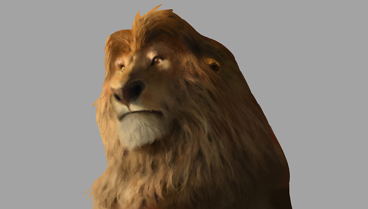 Uncategorized Lion King Mufasa mufasa the lion king fan art on behance thank you