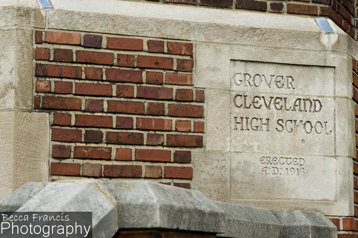Old Cleveland High School Stl On Behance