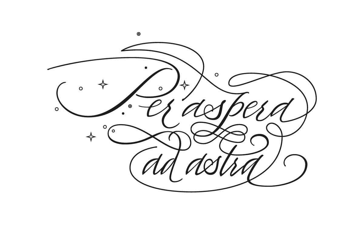 Per aspera ad astra on Behance - Per Aspera Ad Astra Tattoo