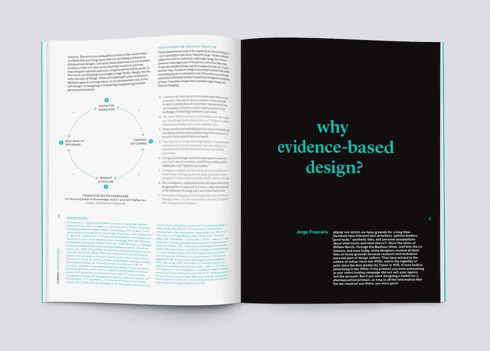 Current 06 Print publication digital publication emily carr university Design Research Journal graphic design