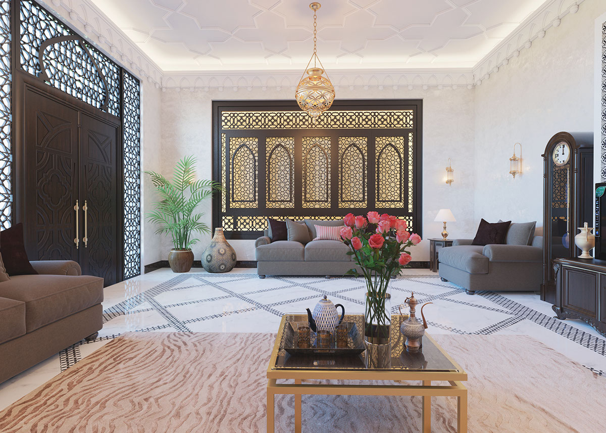 Online Architect Majles Modern Islamic On Wacom Gallery