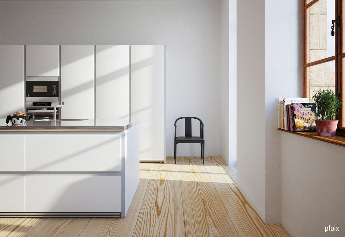 bulthaup b1 on behance. Black Bedroom Furniture Sets. Home Design Ideas