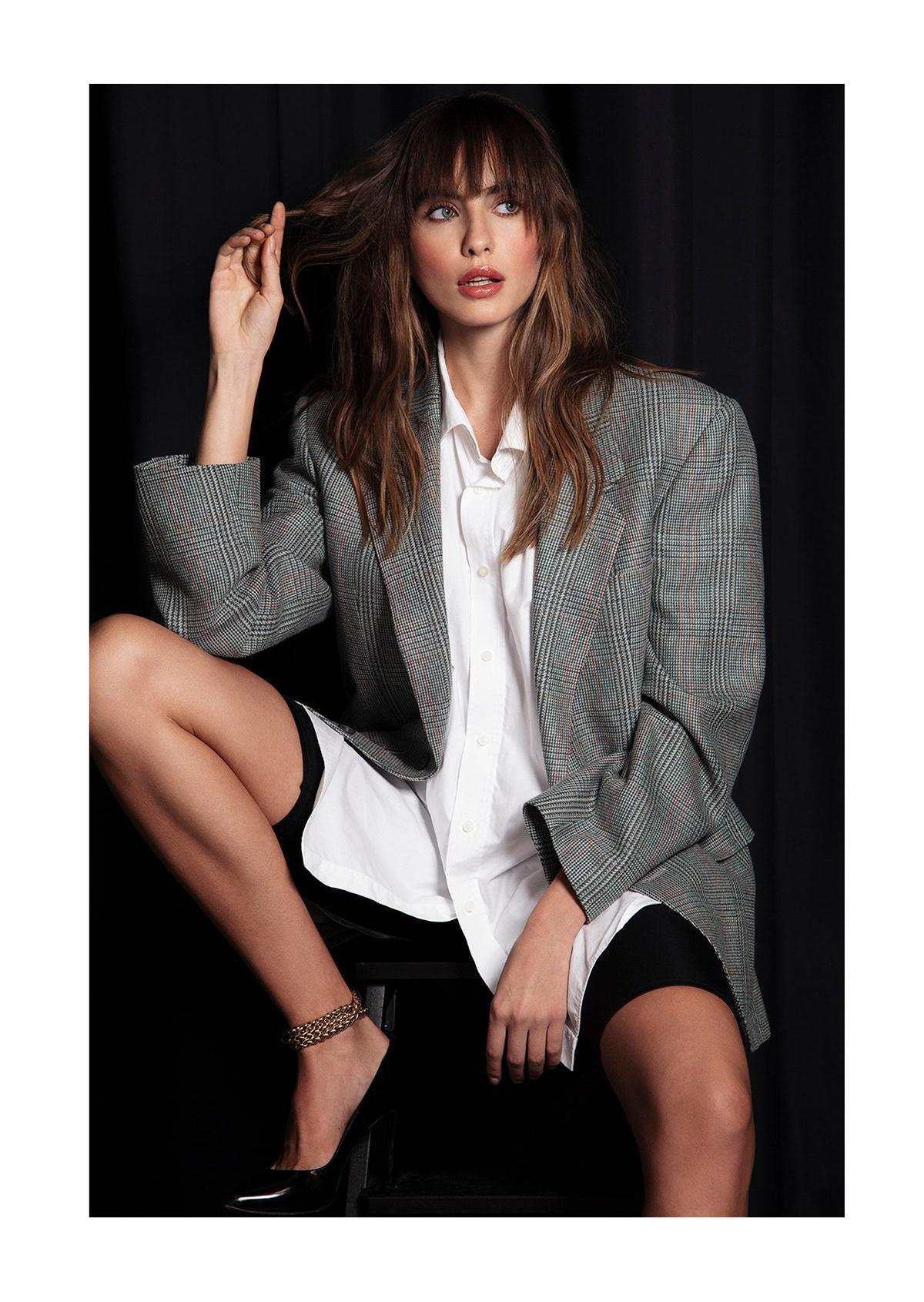 model studio julia chernih bw The Factory dubai retouch