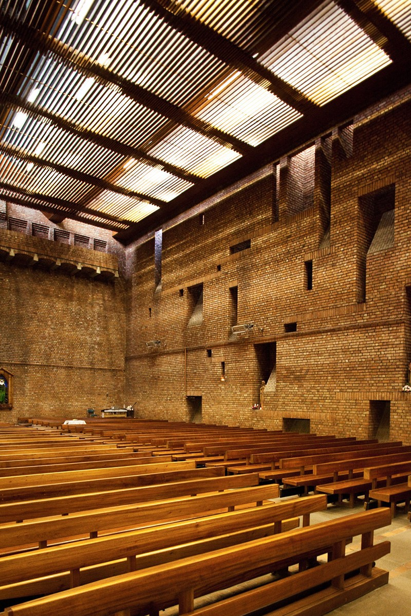St bride s church gillespie kidd coia on behance for 16 royal terrace glasgow