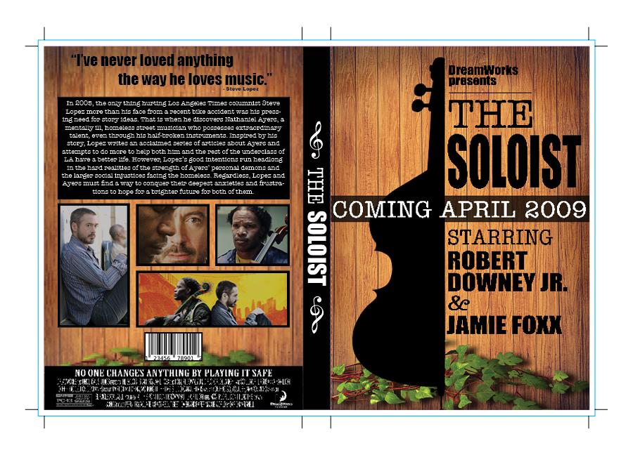 the soloist plot