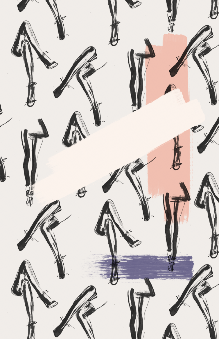 ink,hand drawing,pattern,ILLUSTRATION ,Fashion ,Packaging,Adobe Photoshop,abstract,modern,textile design