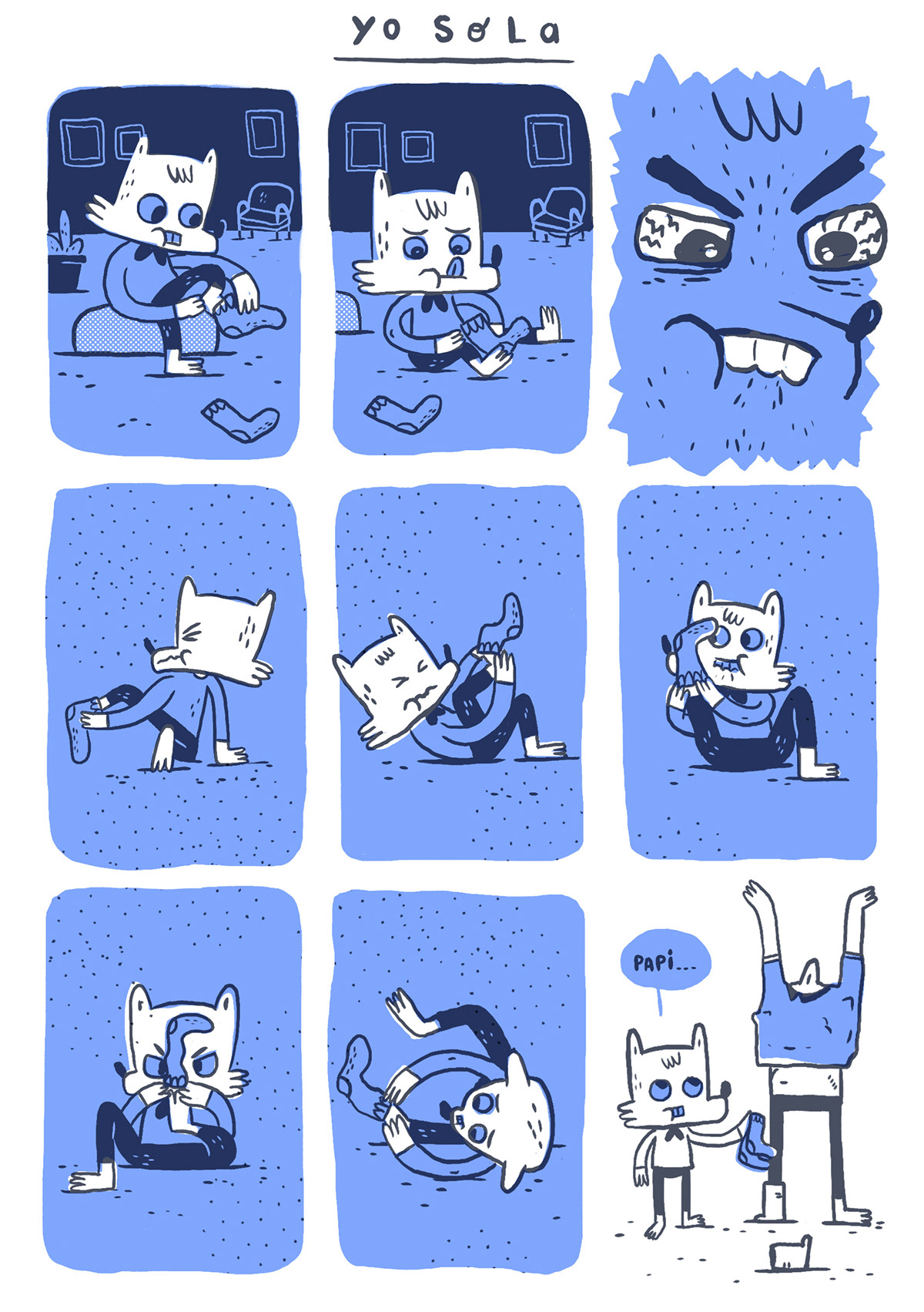 cartoon Character design  comic Drawing  ILLUSTRATION
