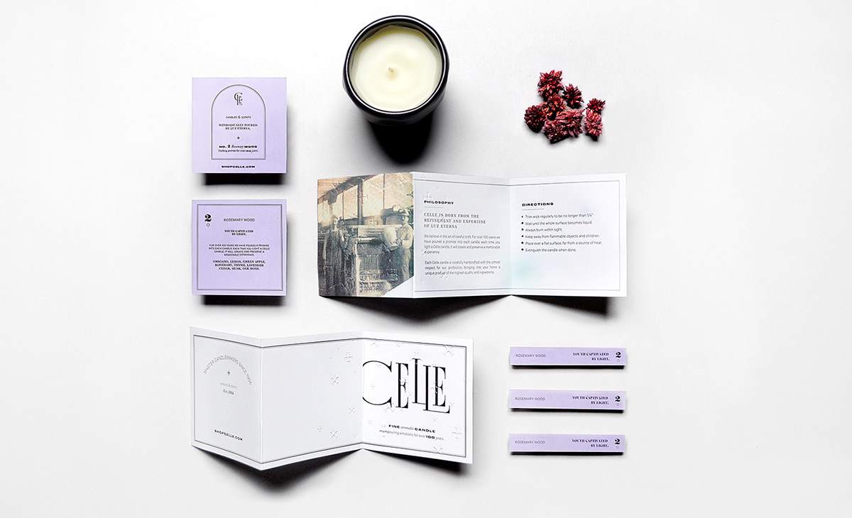 branding  firmalt monterrey mexico candles Packaging embossing stickers